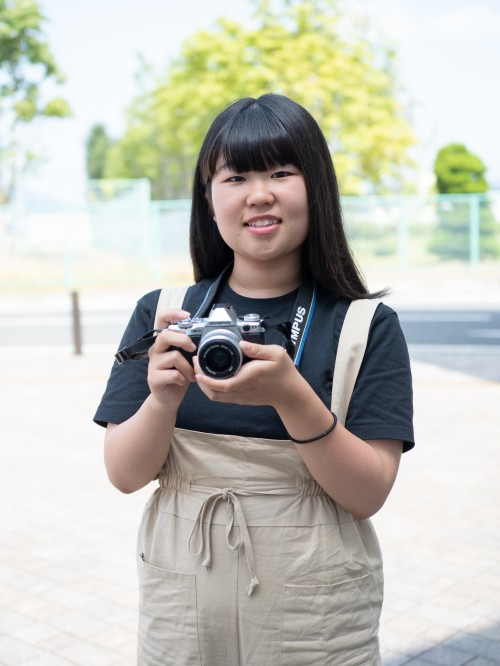 「未来をつくるために私たちができること」和久井美里(新潟県)
